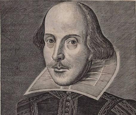 Единственное известное достоверное изображение Шекспира | Просодия